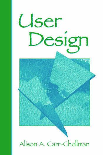 User Design book cover