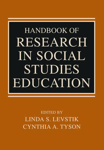 Handbook of Research in Social Studies Education book cover