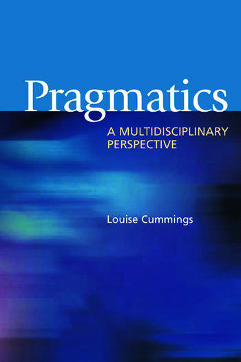 Pragmatics A Multidisciplinary Perspective book cover