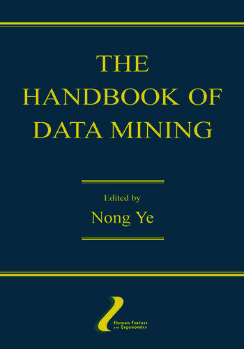 The Handbook of Data Mining book cover