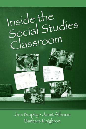 Inside the Social Studies Classroom book cover