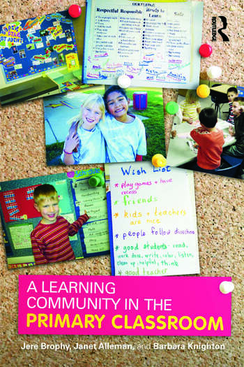 A Learning Community in the Primary Classroom book cover