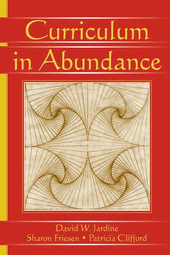 Curriculum in Abundance book cover