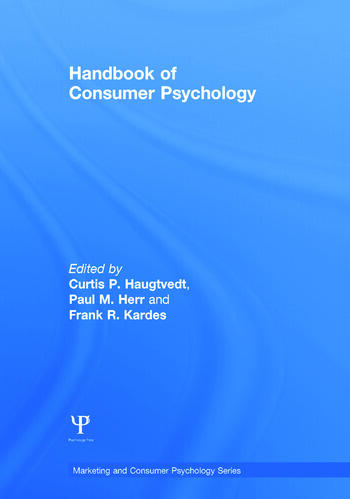 Handbook of Consumer Psychology book cover