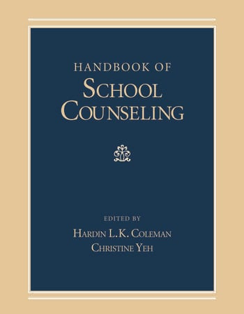 Handbook of School Counseling book cover