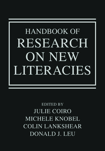 Handbook of Research on New Literacies book cover