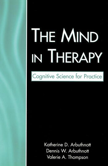 The Mind in Therapy Cognitive Science for Practice book cover