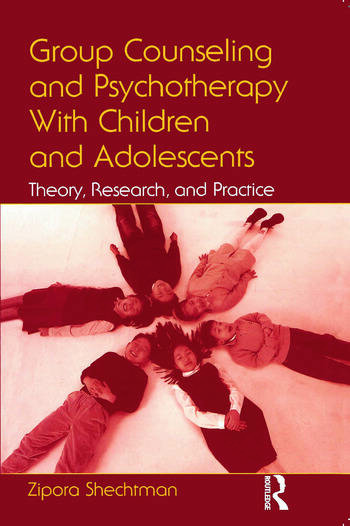 Group Counseling and Psychotherapy With Children and Adolescents Theory, Research, and Practice book cover