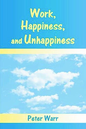 Work, Happiness, and Unhappiness book cover