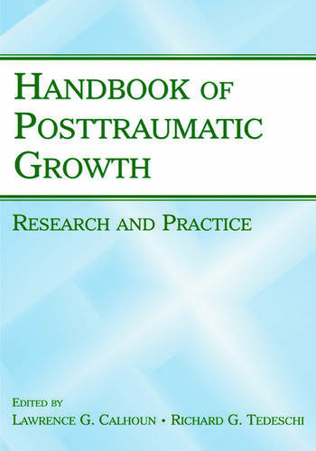 Handbook of Posttraumatic Growth Research and Practice book cover