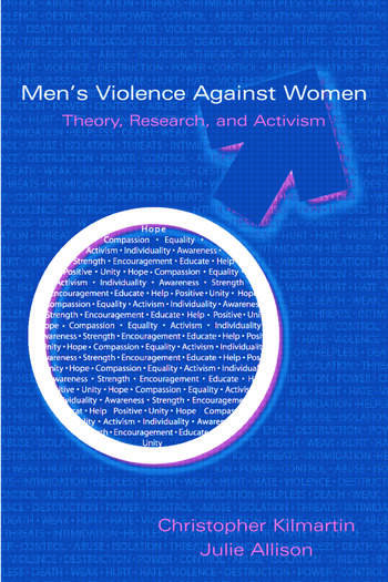 Men's Violence Against Women Theory, Research, and Activism book cover