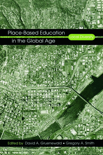 Place-Based Education in the Global Age Local Diversity book cover