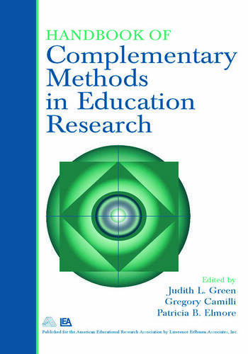 Handbook of Complementary Methods in Education Research book cover
