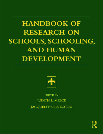 Handbook of Research on Schools, Schooling and Human Development book cover