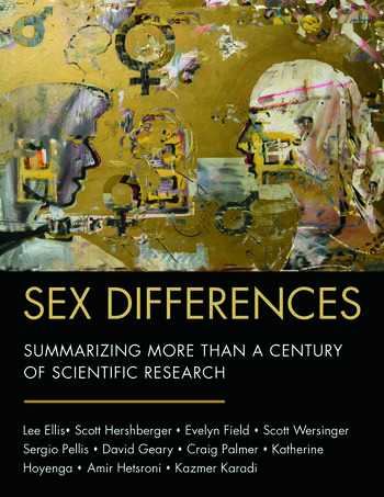 Sex Differences Summarizing More than a Century of Scientific Research book cover