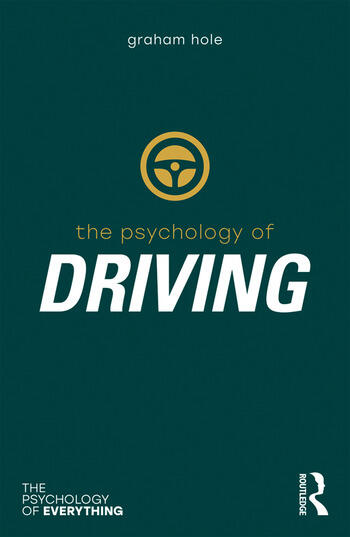 The Psychology of Driving book cover