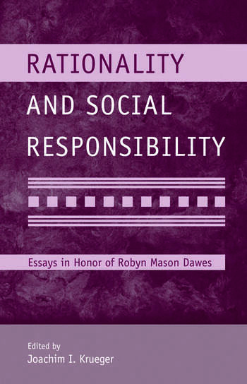 essays on technical rationality