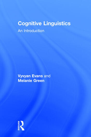 Cognitive Linguistics An Introduction book cover