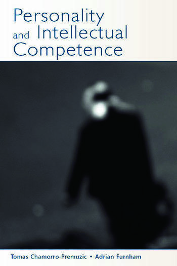 Personality and Intellectual Competence book cover