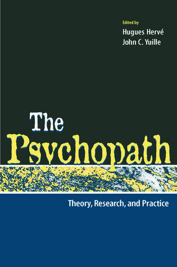 The Psychopath Theory, Research, and Practice book cover