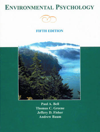 Environmental Psychology book cover