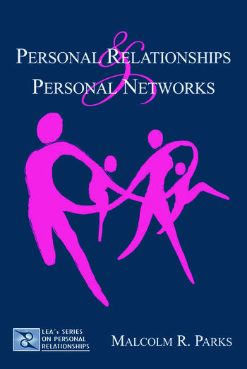 Personal Relationships and Personal Networks book cover