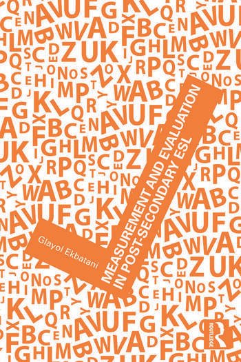 Measurement and Evaluation in Post-Secondary ESL book cover
