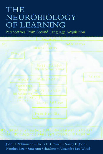 The Neurobiology of Learning Perspectives From Second Language Acquisition book cover