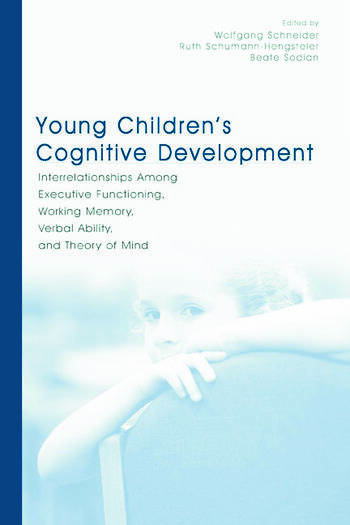 Young Children's Cognitive Development Interrelationships Among Executive Functioning, Working Memory, Verbal Ability, and Theory of Mind book cover