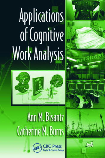 Applications of Cognitive Work Analysis book cover