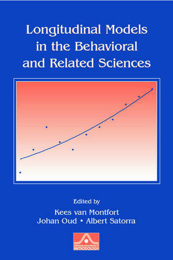 Longitudinal Models in the Behavioral and Related Sciences book cover