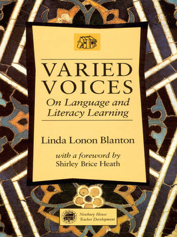 Varied Voices On Language and Literacy Learning book cover