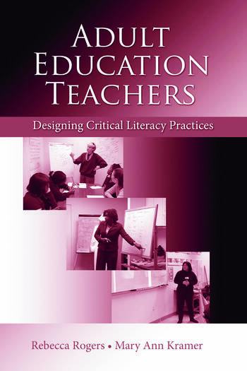 Adult Education Teachers Designing Critical Literacy Practices book cover