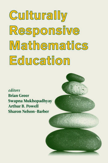 Culturally Responsive Mathematics Education book cover