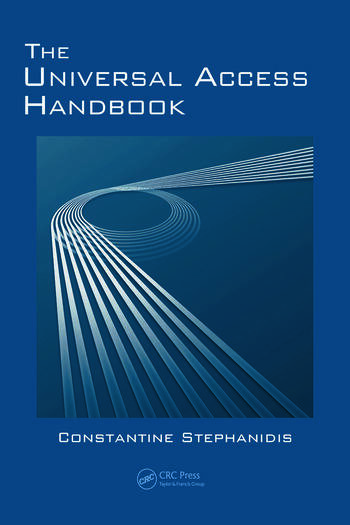 The Universal Access Handbook book cover