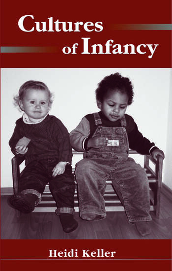 Cultures of Infancy book cover