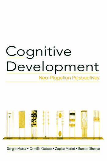 Cognitive Development Neo-Piagetian Perspectives book cover