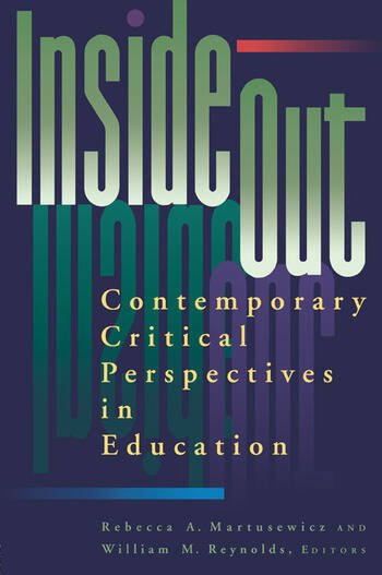 inside/out Contemporary Critical Perspectives in Education book cover