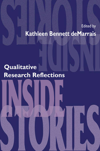 Inside Stories Qualitative Research Reflections book cover
