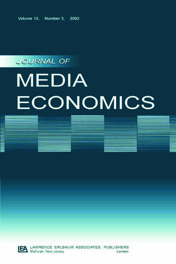 The Economics of the Multichannel Video Program Distribution Industry A Special Issue of the journal of Media Economics book cover
