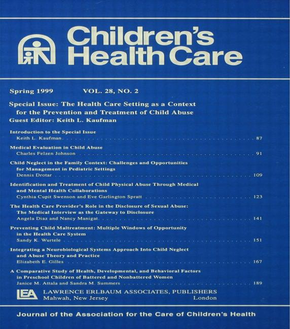 theoretical models of child abuse