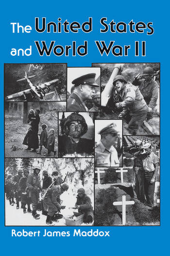 The United States And World War II book cover