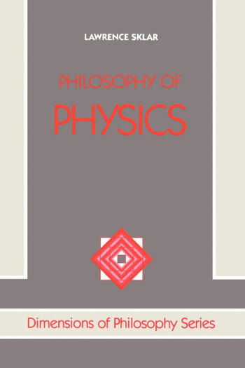 Philosophy Of Physics book cover