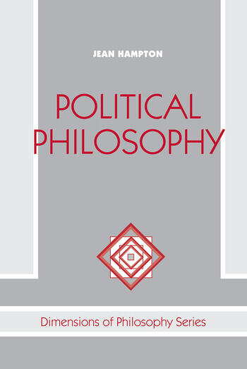 Political Philosophy book cover