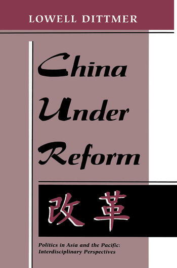 China Under Reform book cover