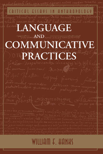 Language And Communicative Practices book cover