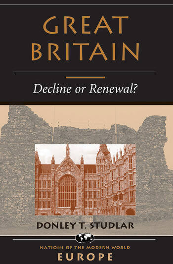 Great Britain Decline Or Renewal? book cover