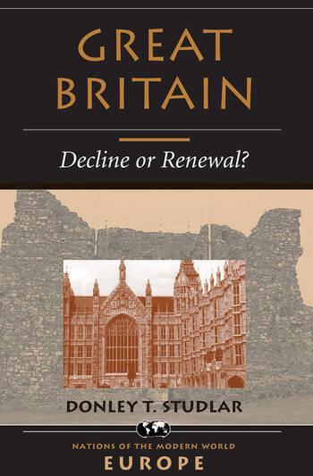 Great Britain Decline Or Renewal? book cover