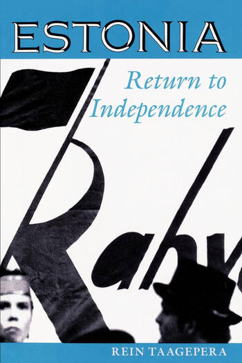 Estonia Return To Independence book cover