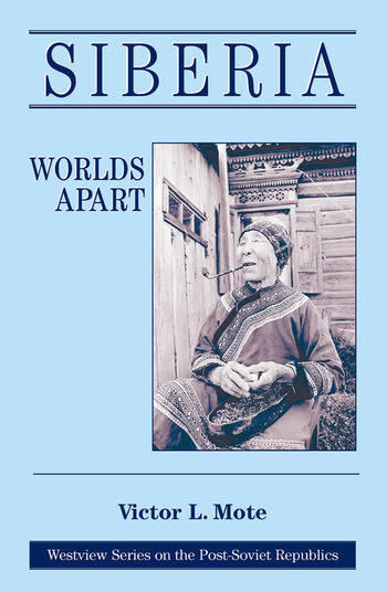 Siberia Worlds Apart book cover